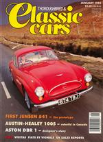 Thoroughbred and Classic Cars January 1994